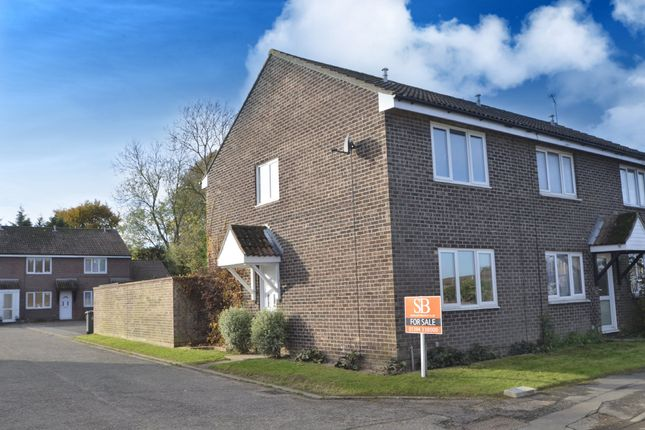 2 bed end terrace house for sale in The Josselyns, Trimley St. Mary, Felixstowe