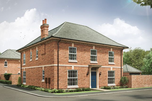 "Thumbnail Detached house for sale in ""The Elvaston"" at Southwell Close, Melton Mowbray"
