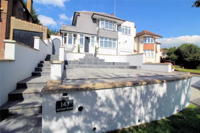 Thumbnail Property for sale in Avenue Road, Erith