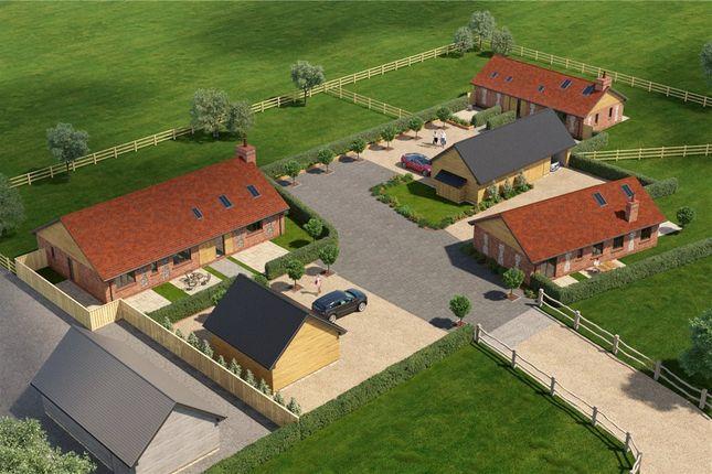 Thumbnail Detached bungalow for sale in Hartgrove, Shaftesbury, Dorset