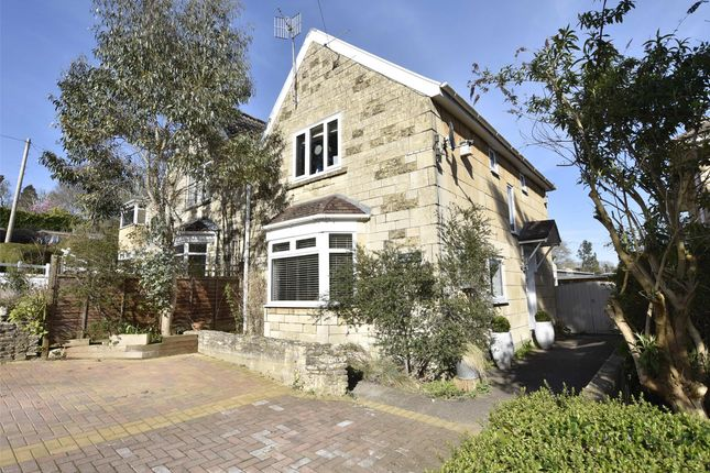 Thumbnail Semi-detached house for sale in Westwoods, Box Road, Bath, Somerset