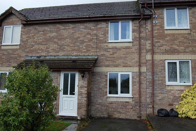 Thumbnail Terraced house to rent in Llys Y Deri, Hopkinstown, Ammanford