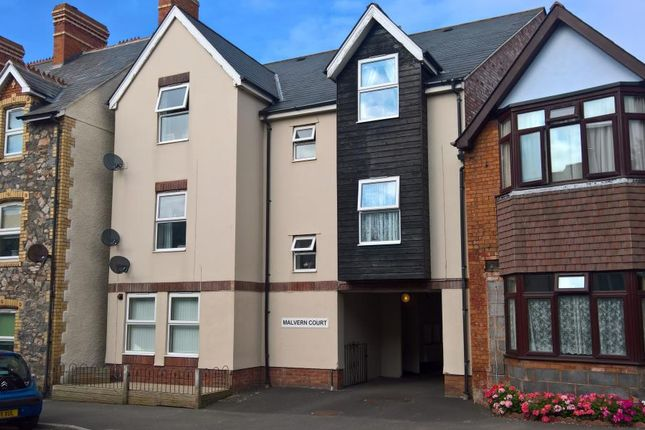 Thumbnail Flat for sale in Malvern Court, South Road, Watchet
