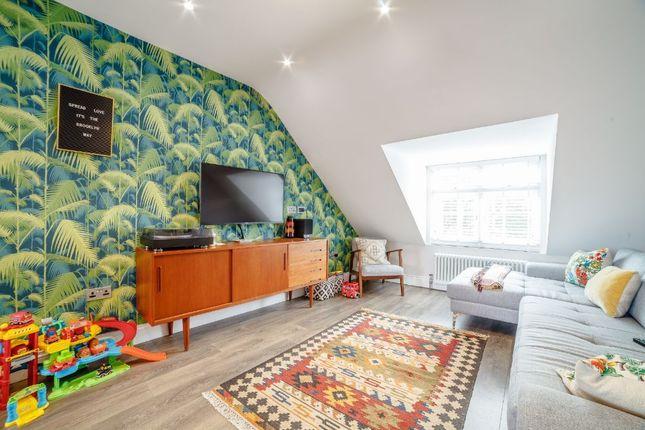 Thumbnail Flat to rent in Harold Road, London