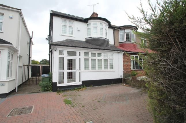 Thumbnail Semi-detached house for sale in Green Lane, London, .