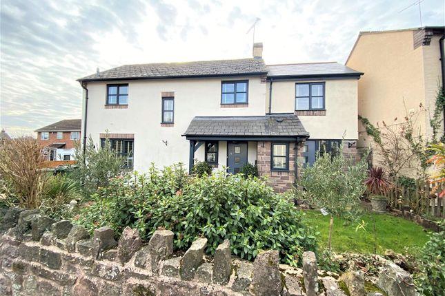 4 bed detached house for sale in Broad Street, Littledean, Cinderford GL14