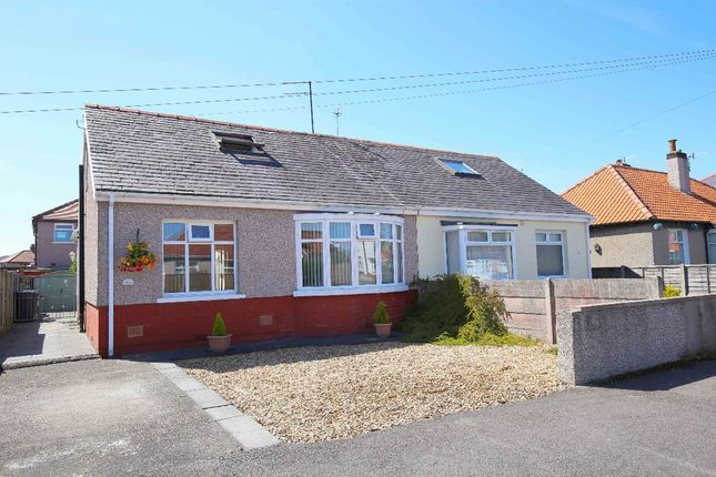 Thumbnail Bungalow for sale in Brook Road, Heysham, Morecambe