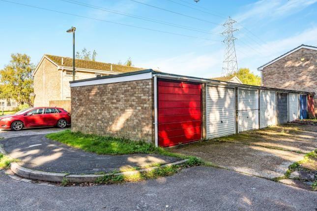 Garage In Block of Calmore, Southampton, Hampshire SO40