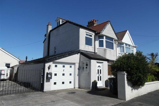 5 bed semi-detached house for sale in Berwyn Crescent, Kinmel Bay Rhyl, Conwy