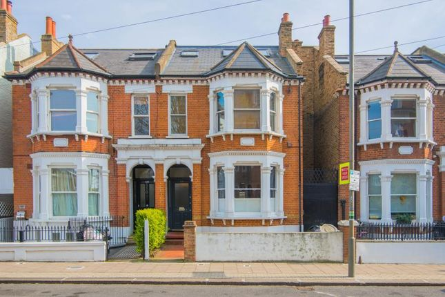 Thumbnail Flat for sale in Broomwood Road, Battersea