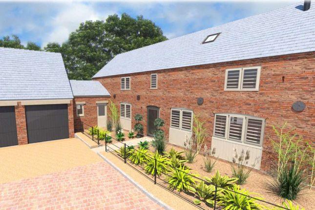 Thumbnail Barn conversion for sale in Hall Lane, Packington, Ashby-De-La-Zouch