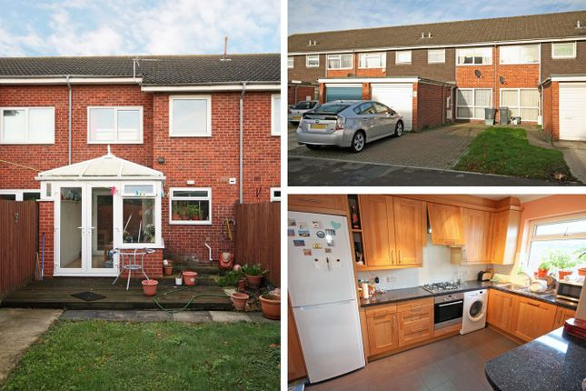 Thumbnail Terraced house to rent in Holland Court, Off Denmark Road, Gloucester