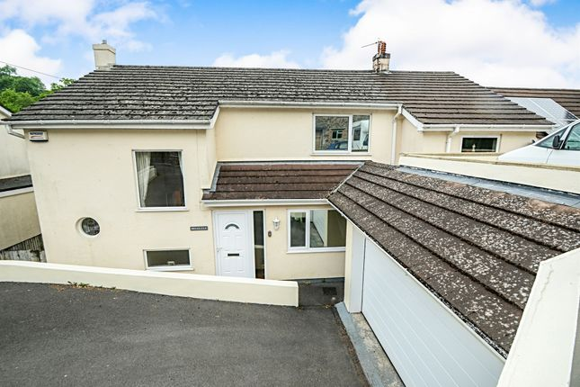 Thumbnail Detached house for sale in Old Totnes Road, Buckfastleigh
