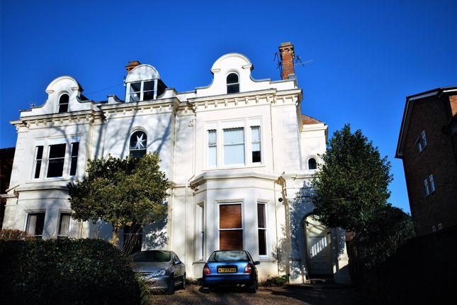 Flat for sale in Binswood Avenue, Leamington Spa