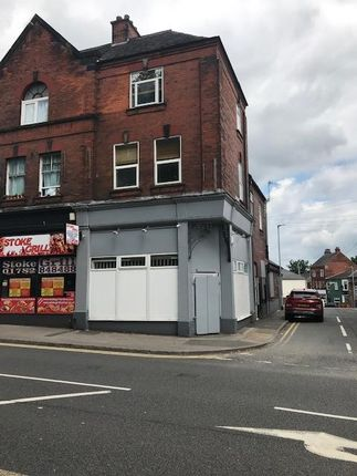 Thumbnail Office for sale in Hartshill Road, Hartshill, Stoke-On-Trent, Staffordshire