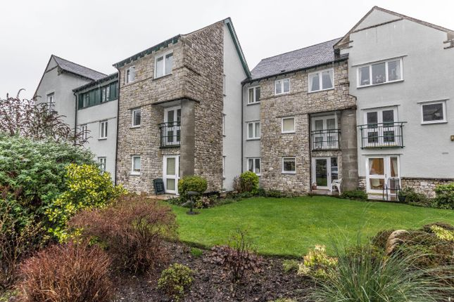 Thumbnail Flat for sale in Hampsfell Road, Grange-Over-Sands
