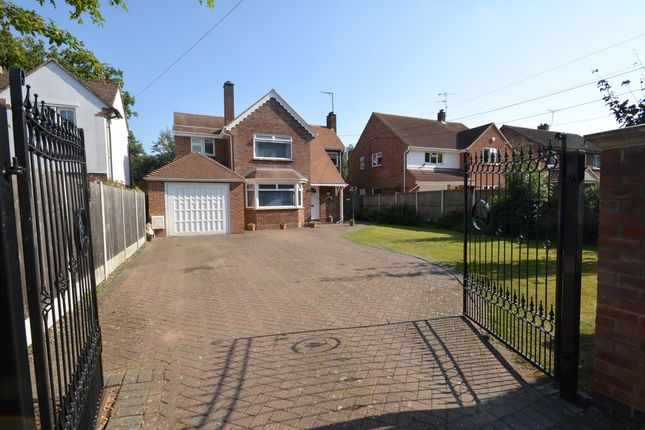 Thumbnail Detached house for sale in London Road, Braintree, Essex