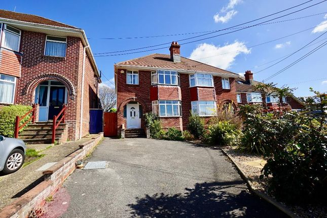 Thumbnail Detached house for sale in New Road, Netley Abbey, Southampton