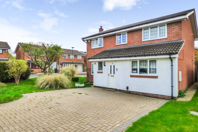 Thumbnail Detached house for sale in St. Peters Close, Birmingham, West Midlands