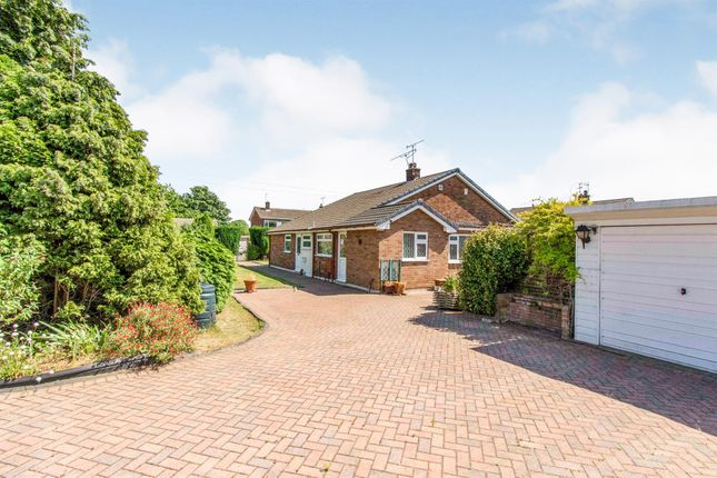 Thumbnail Semi-detached bungalow for sale in Oakwood Drive, Armthorpe, Doncaster