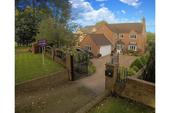 Thumbnail Detached house for sale in Dunswell Road, Cottingham