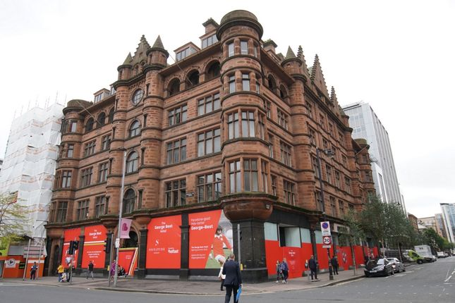 Serviced flat for sale in The George Best Hotel, Donegall Square South