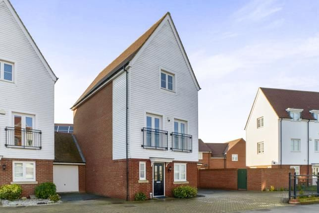 Thumbnail Detached house for sale in Little Causeway, Wixams, Bedford, Bedfordshire
