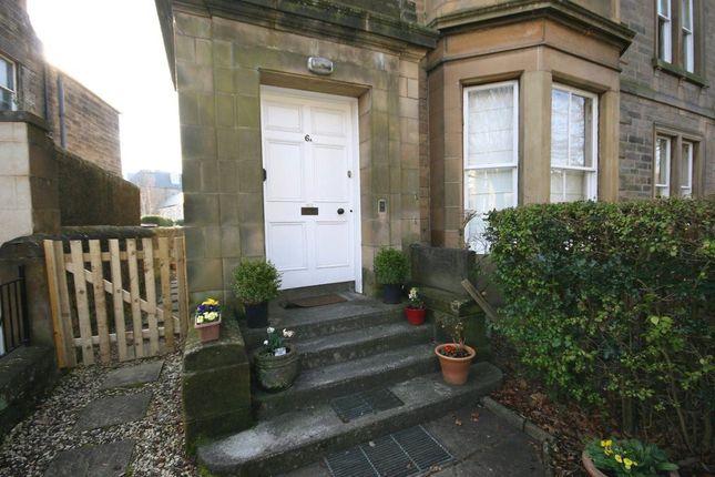 Thumbnail Flat to rent in Crawfurd Road, Newington, Edinburgh