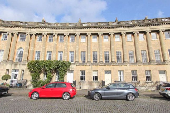 Thumbnail Flat for sale in Royal Crescent, Bath