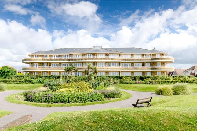 Thumbnail Flat for sale in Roberts Marine Mansions, West Parade, West Worthing