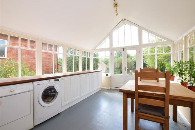 Thumbnail Semi-detached house for sale in Queens Road, Ryde, Isle Of Wight