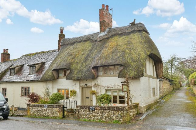 Thumbnail Cottage for sale in West Meon, Petersfield