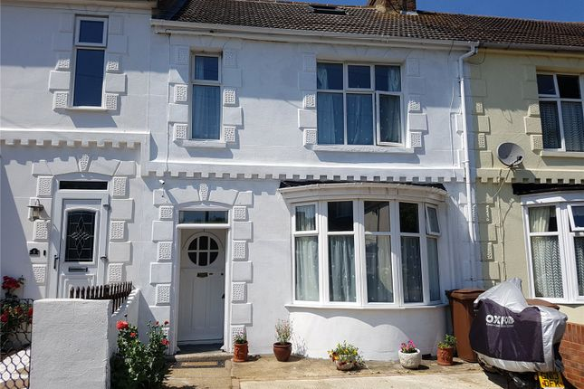 Thumbnail Terraced house for sale in Second Avenue, Gillingham, Kent