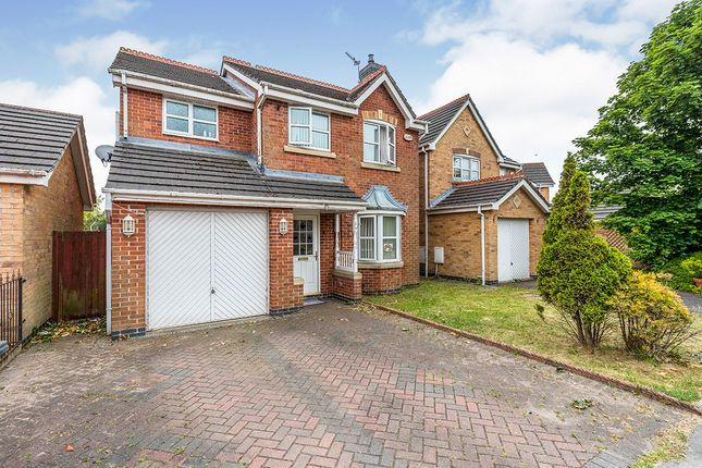 Thumbnail Detached house for sale in Dapple Heath Avenue, Melling, Liverpool, Merseyside