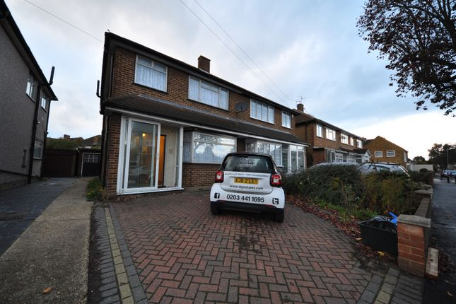 Thumbnail Link-detached house to rent in Donald Drive, Chadwell Heath Romford Essex
