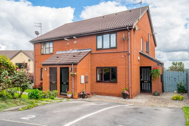 Flat for sale in Ibbetson Mews, Morley, Leeds