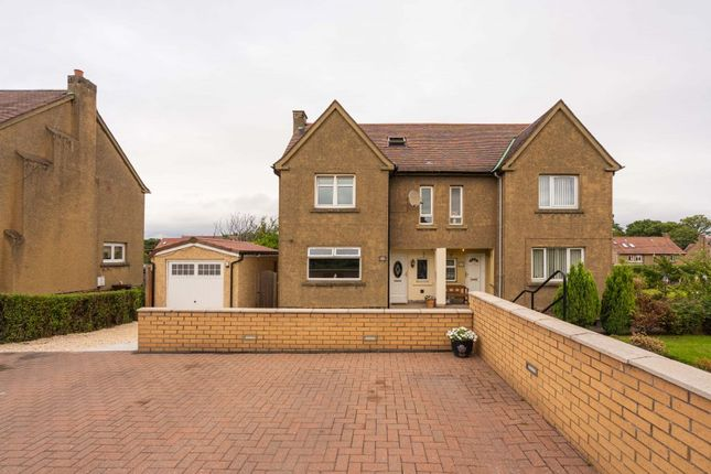 Thumbnail Semi-detached house for sale in 42 Lawson Crescent, South Queensferry