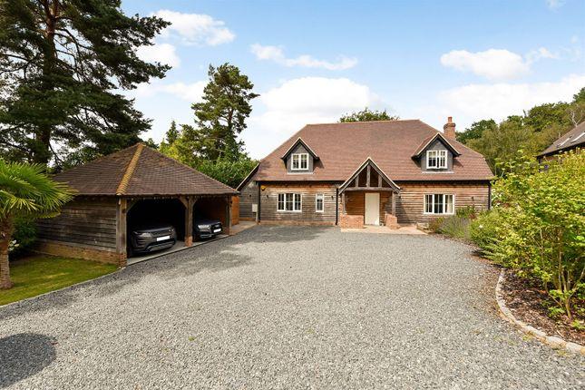Thumbnail Detached house for sale in Sandgate Lane, Storrington, West Sussex