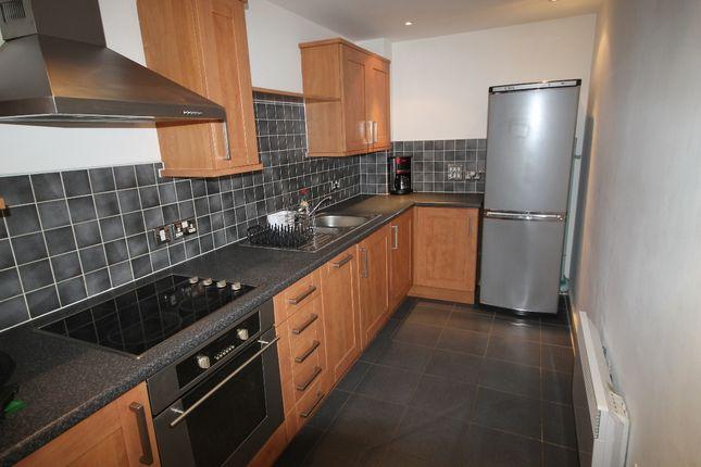 Kitchen of Cumberland Street, Liverpool L1