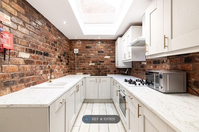 Thumbnail Terraced house to rent in Manton Road, Liverpool