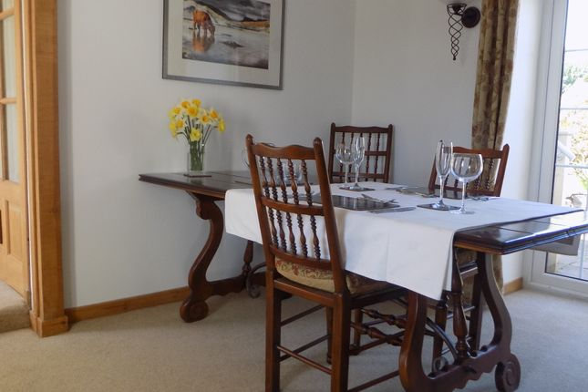 Dining Room 2 of Valasay, Bernera, Isle Of Lewis HS2