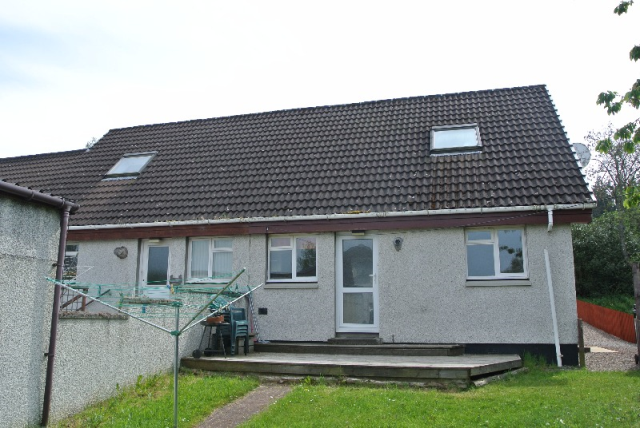 Thumbnail Flat to rent in Ferntower Avenue, Culloden, Inverness, 7Ey