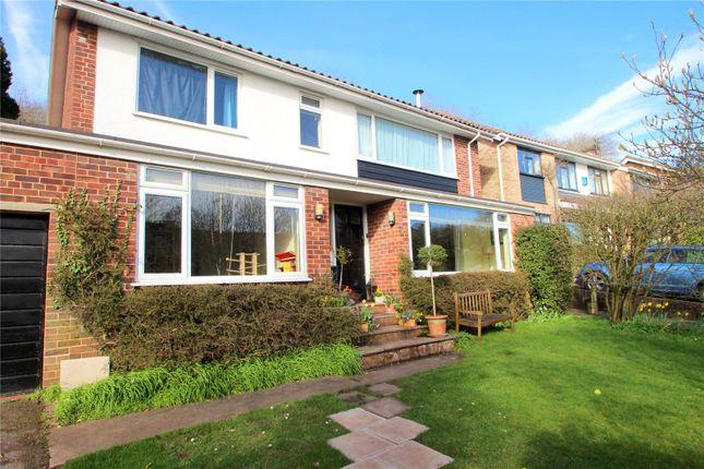 Thumbnail Detached house for sale in Heath Ridge, Long Ashton, Bristol, Somerset