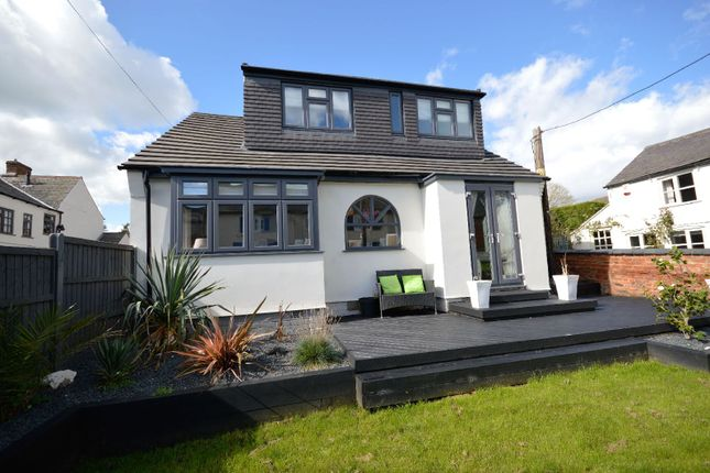 Thumbnail Detached house for sale in High Street, Great Glen, Leicester