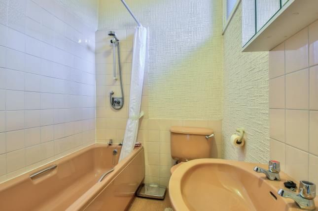 Bathroom of Glebe Street, Burnley, Lancashire BB11