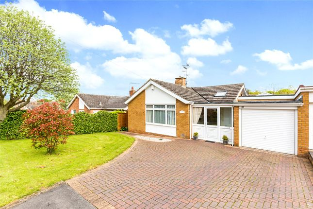 Thumbnail Detached bungalow for sale in Blackthorn Road, Stratford-Upon-Avon