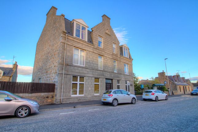 Thumbnail Flat for sale in Station Court, Northern Road, Kintore, Inverurie