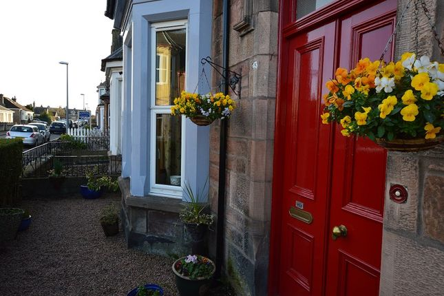 Front Garden of 43 Ross Avenue, Inverness IV3