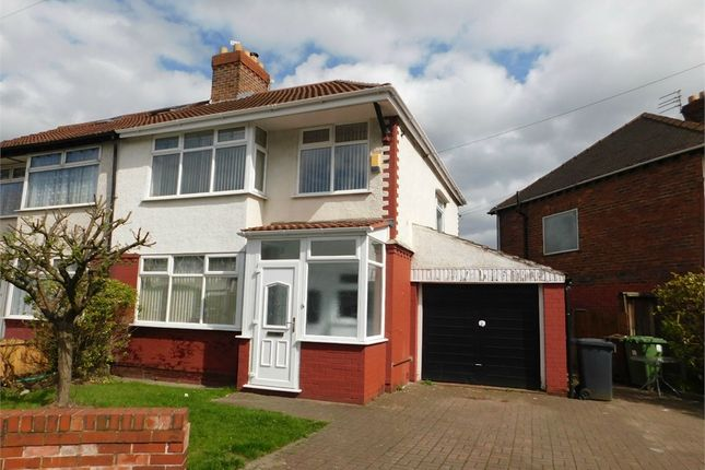 Thumbnail Semi-detached house to rent in Brooklands Avenue, Waterloo, Liverpool