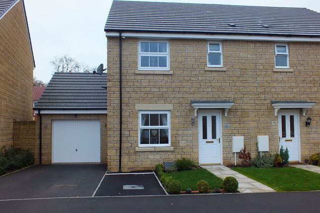 3 bed semi-detached house for sale in Soprano Way, Paxcroft Mead, Trowbridge